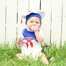 Toddler Halloween Party Ideas Toddler Halloween Childrens Costume Stay Puft Baby 38 00 Via