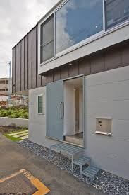 this triangular house in suginami tokyo is no wider than car