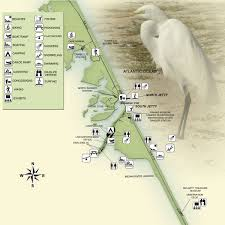 Florida Trail Map by Hiking U0026 Birding Trails Sebastian River Area Chamber Of Commerce