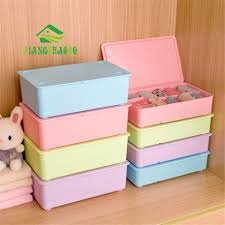 aliexpress com buy home storage boxes for underwear socks ties
