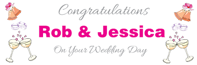 wedding congratulations banner 35 png