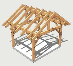 post and beam garage plan amazing timber frame shed plans hq house