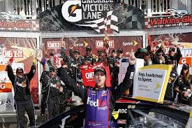 joe gibbs racing motocross all of denny hamlin u0027s monster energy nascar cup series victories