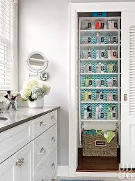 Bathroom Closet Design Closet Ideas For Better Organization