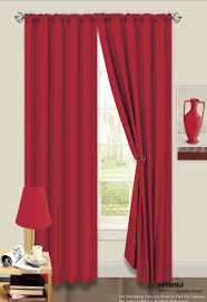 Curtains Black And Red Black And Red Curtains For Bedroom Photos And Video