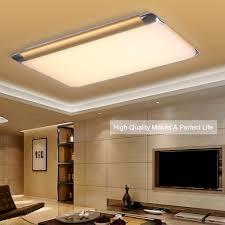 excelvan 36w led dimmbar deckenlampe deckenleuchte wohnzimmer