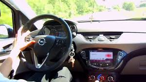 opel corsa interior 2016 2016 test opel corsa e 1 4 turbo 100ps ecoflex youtube