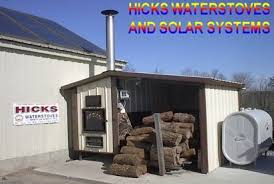 Free Homemade Outdoor Wood Boiler Plans by Hicks Waterstoves