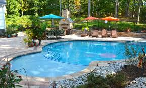 swimming pool u0026 outdoor design photo gallery baltimore md pool