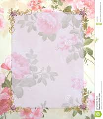 Wedding Invitation Card Maker Wedding Invitation Pink Roses Royalty Free Stock Image Image