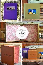 modern photo album indigo album design ruffled