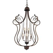 Large Foyer Lantern Chandelier Millennium Lighting 1156 Rbz 6 Light Chateau Large Foyer Pendant