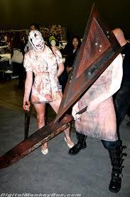 Pyramid Head Halloween Costume Wondercon 2008 Costume Gallery