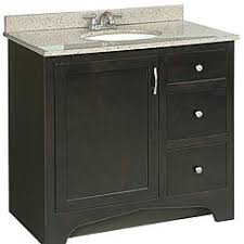 Briarwood Vanities Bathroom Vanities And Cabinets Sears