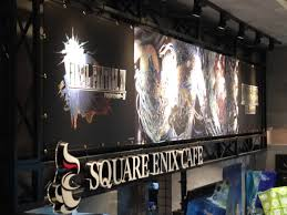 The Room Game Soundtrack - tokyo u0027s new square enix cafe is open and we just stuffed our