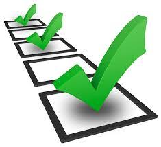 thanksgiving check list checklist clipart yafunyafun com