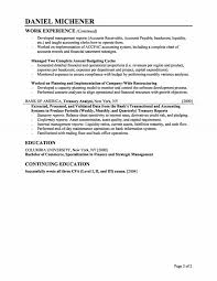 financial analyst resume analyst resume