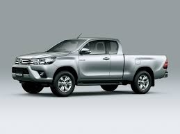 white toyota truck 2016 toyota hilux debuts with new 177hp diesel 33 photos u0026 videos