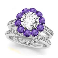 Purple Wedding Rings by The 25 Best Purple Engagement Rings Ideas On Pinterest Purple