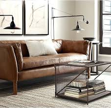 Cool Armchairs Uk Leather Sofa Ahh Finally Our New Couch Arizona Leather Sectional