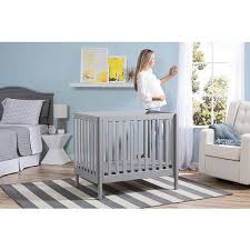 video review for delta children bennington elite mini crib with