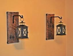 Lantern Wall Sconce Sconce Rustic Indoor Wall Sconces Rustic Wall Lanterns Google