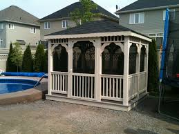 Backyard Gazebos For Sale by Gazebos Canada North Country Shedsnorth Country Sheds