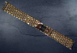 gold omega bracelet images Steel titanium bracelets omega 18 mm y gold plated ss bracelet jpg