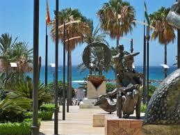 marbella luxury properties good weather beaches making it the