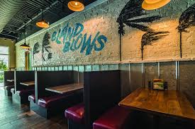 Fast Casual Restaurant Interior Design New Fast U0026 Casual Restaurant Concept Hurricane Btw Sells 7 More