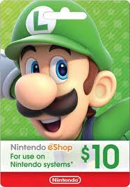 nintendo eshop gift card nintendo 10 eshop gift card nintendo eshop 10 best buy