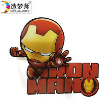 Iron Man Night Light Buy Avengers Iron Man Hand 3d Wall Lamp Night Light At Everbuying