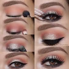 eyeshadow tutorial for brown skin 21 easy step by step makeup tutorials from instagram stayglam