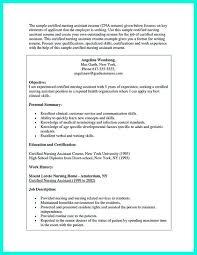 resume job description cna gallery of nursing assistant resume job description cna duties and