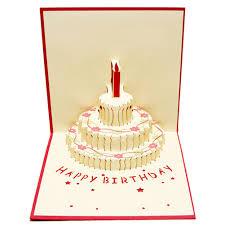 Where To Buy Birthday Invitation Cards Popular 3d Birthday Invitation Card Buy Cheap 3d Birthday