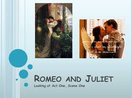 Romeo And Juliet Act 1 Scene 1 By Scarter21 Teaching Resources Romeo And Juliet Powerpoint Template