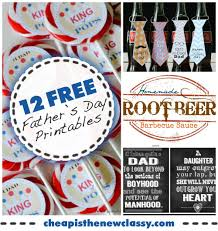 free father u0027s day printables cheap is the new classy