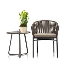 Stackable Outdoor Chair Trinidad Outdoor Dining Chair