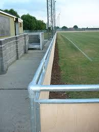 Galvanised Handrail Devon Valley Fabrications Railings