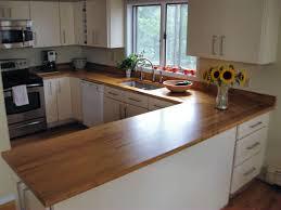 wood countertops cherry premium wide plank lshape countertop pecan edge grain custom wood countertop