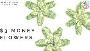 money flowers 2 cap diploma money origami origamitree
