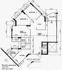 hdb floor plan floor plans for compassvale street hdb details srx property
