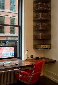 embrace minimalism u2013 shelf desks with discerning designs