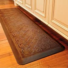 Trellis Kitchen Rug Trellis Scroll Anti Fatigue Kitchen Comfort Mat Frontgate