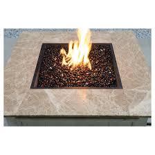 Whalen Fire Pit by Bond Manufacturing Fire Pit Dispersion Mini Lavaglass Target