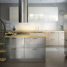 cuisine ikea inox ikea sektion kitchens debut in the us large modern kitchens high