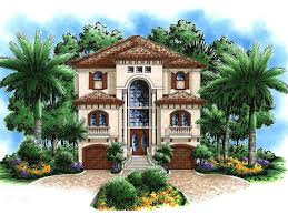 narrow lot luxury house plans remarkable small mediterranean house plans images best