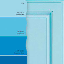 custom cabinet colors paint for kitchen u0026 bath decora