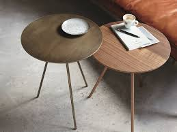 Brass Side Table Drip Brass Coffee Table By More Design Bernhard Müller