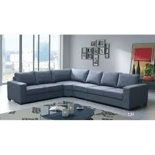 grand canapé d angle en tissu canape d angle grand grand canape dangle convertible cuir efunk info
